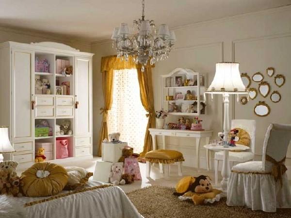 dormitorio chica estilo shabby chic