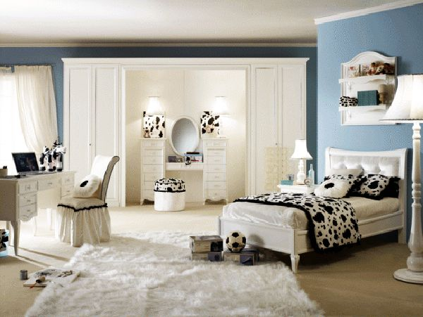 Dormitorios juveniles habitaciones juveniles para chicas - Room stuff for a teenage girl ...