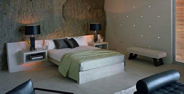 Decoraci n de habitaciones lujo comodidad y placer - Dormitorios colores claros ...