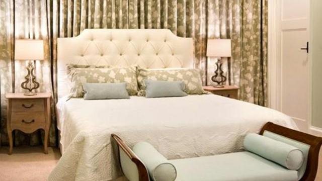 dormitorio romantico ideas colores azul bonito claro
