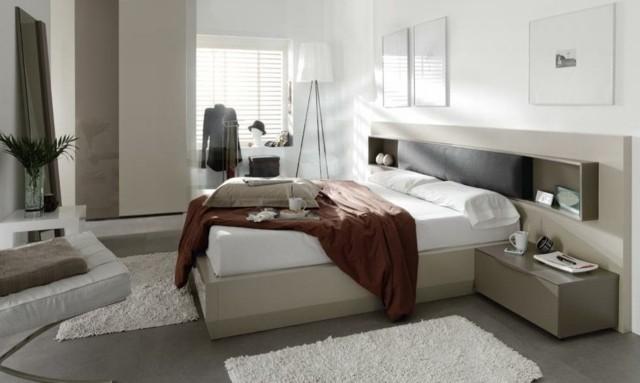 dormitorios habitacion plantas iluminacion lamparas