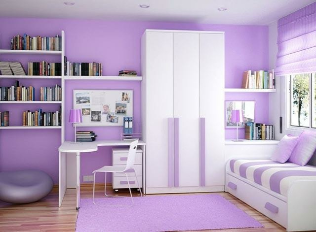 Dormitorios modernos para adolescentes atrevidos y nicos for Imagenes de cuartos para ninas adolescentes