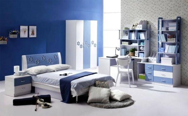 Dormitorios modernos para adolescentes atrevidos y nicos - Dormitorios de diseno moderno ...