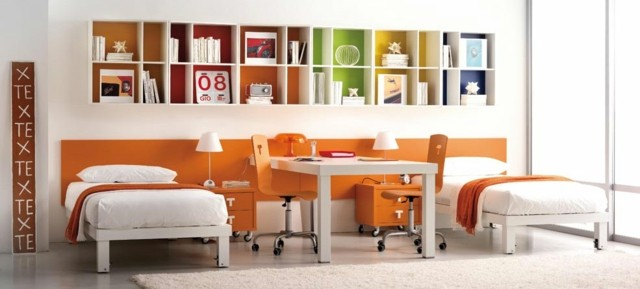 dormitorios modernos mesa sillas camas