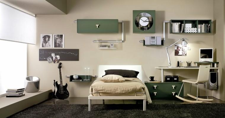 Dormitorios modernos para adolescentes atrevidos y nicos for Cuarto para jovenes