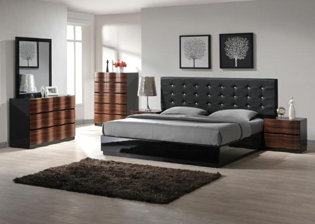 dormitorios únicos diseño moderno elegante