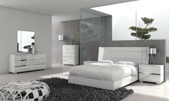 dormitorios únicos jardin cristales mobiliario