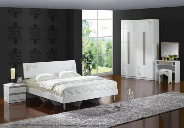 dormitorios únicos muebles decoracion alfombra