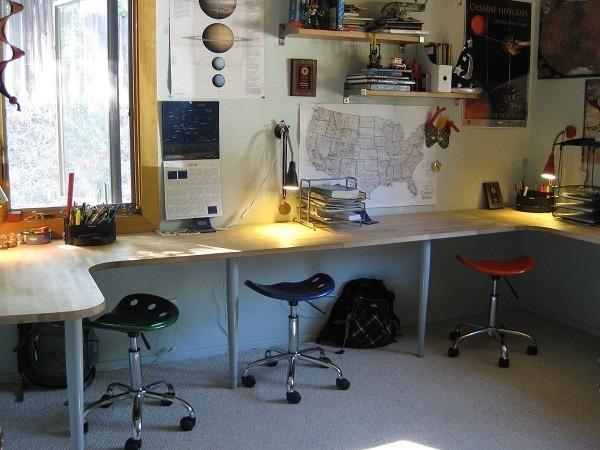 Muebles juveniles para dormitorios de adolescentes for Escritorios para habitaciones juveniles