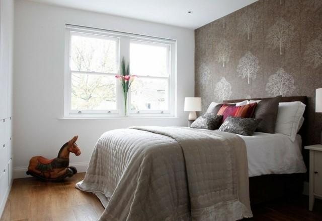 espacio tradicional cama juguete caballo