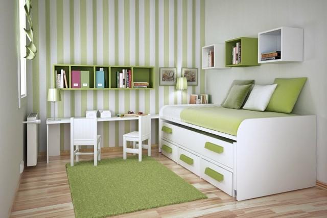 espacio alfombra niños libros decoracion
