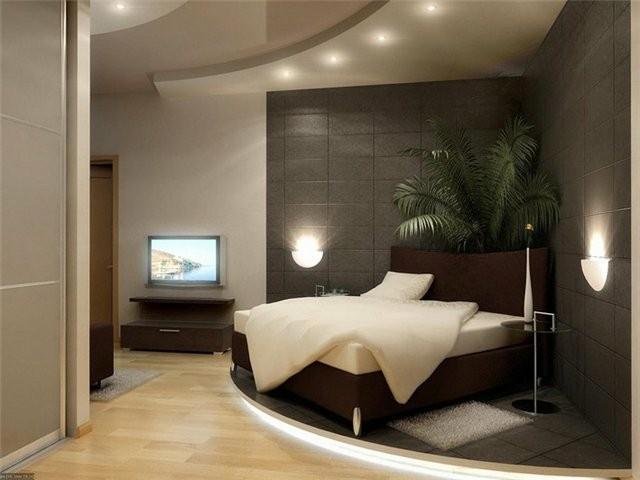 esquina variante moderna luces cama