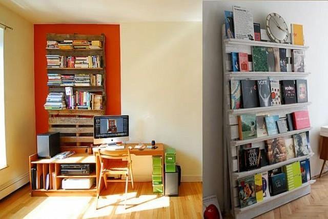 estante palet libros habitacion decoracion