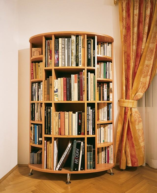Estanterias para libros ideas originales - Estanterias diseno para libros ...