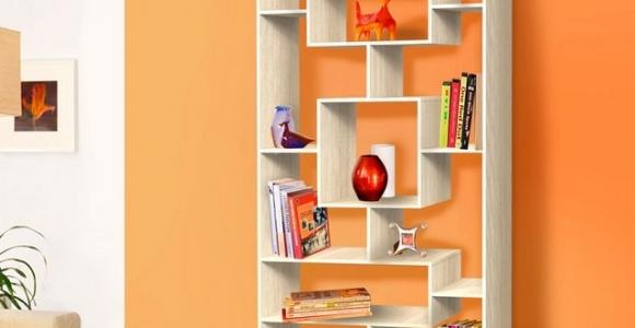 Estanterias para libros: ideas originales