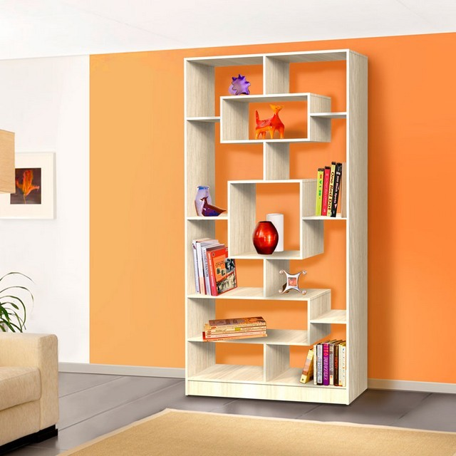 Estanterias para libros ideas originales - Estanterias diseno pared ...