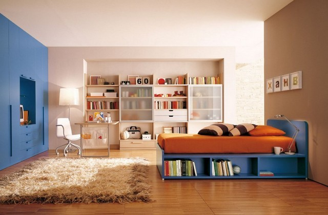 estanterias libros habitacion niño original