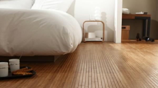 estiloso laminado parquet estrecho madera