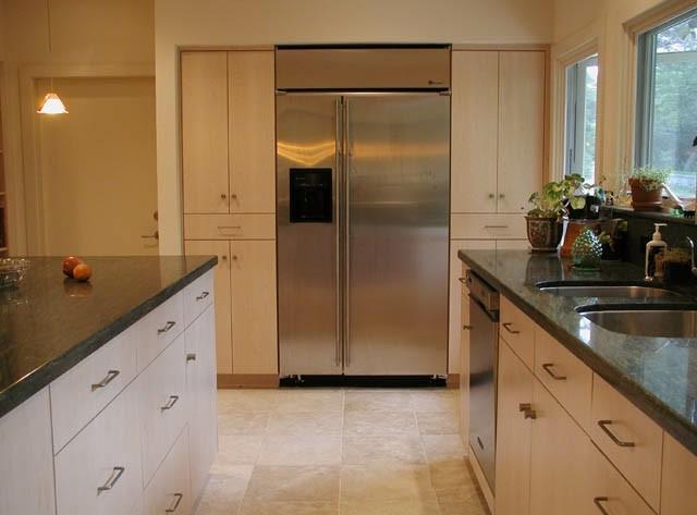 Frigor ficos integrables que encajar n en su cocina - Frigorificos de dos puertas ...