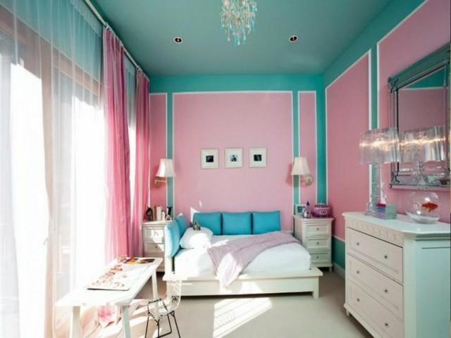 Habitaciones Infantiles Un Mundo De Color Rosa