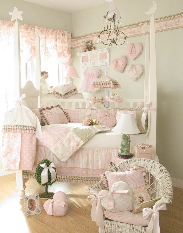 Habitaciones de bebe 26 ideas que te conquistaran - Ideas para cuartos de bebes ...