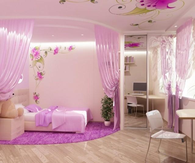 Imagenes infantiles color rosa imagui for Cuarto lleno de rosas