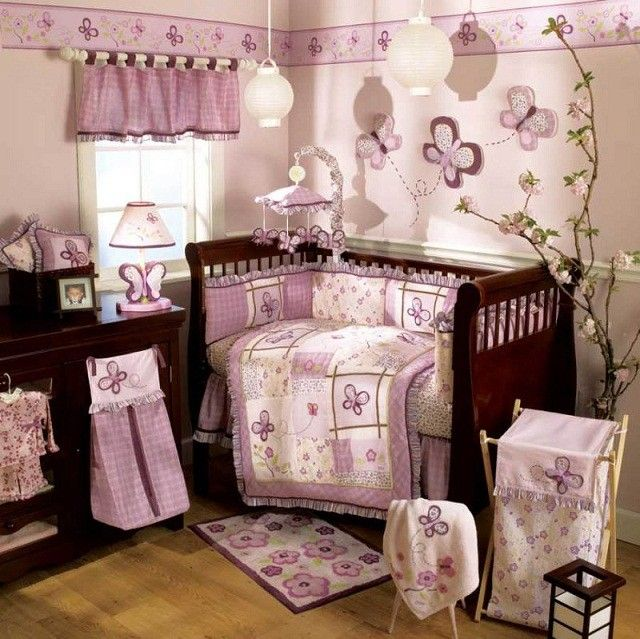 habitaciones infantiles niña preciosa madera
