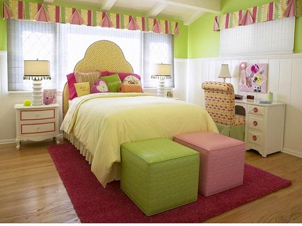 Dormitorios juveniles - Habitaciones juveniles para chicas