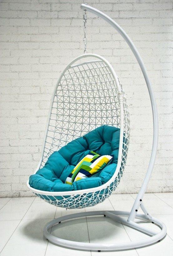 hamaca columpio silla exterior cojines almohadas