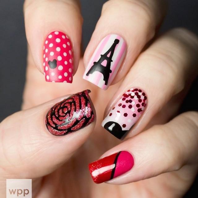 U as decoradas las mejores ideas para tu manicura for Ver modelos de unas