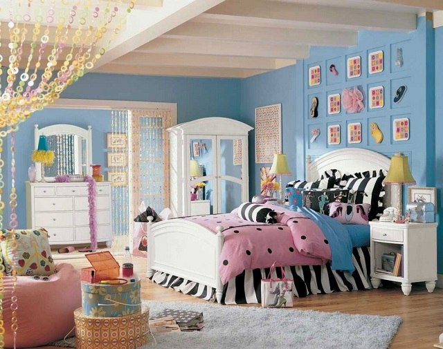 ideas dormitorio chica elegante original estilo