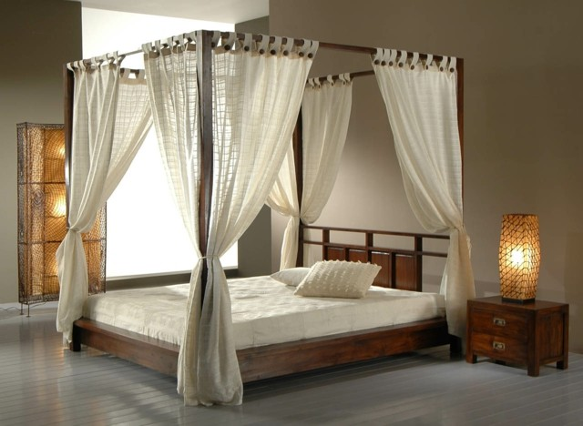 ideas modernas interesantes dormitorio matrimonio camas
