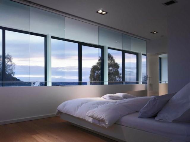 increible idea solo cristales ventanas apartamento
