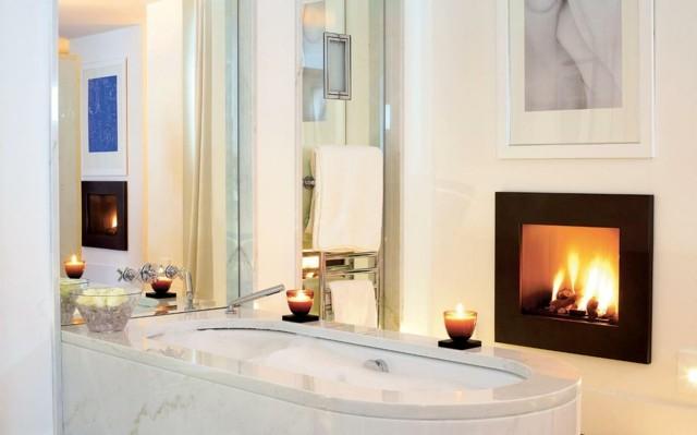 inspiracion decoracion precios baño blanco amplio