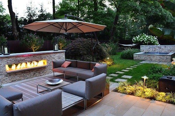 jardin entretenimiento decoracion mobiliario plantas