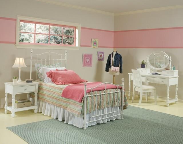 Cuartos para adolescentes mujeres en color lila - Habitaciones juveniles para chico ...