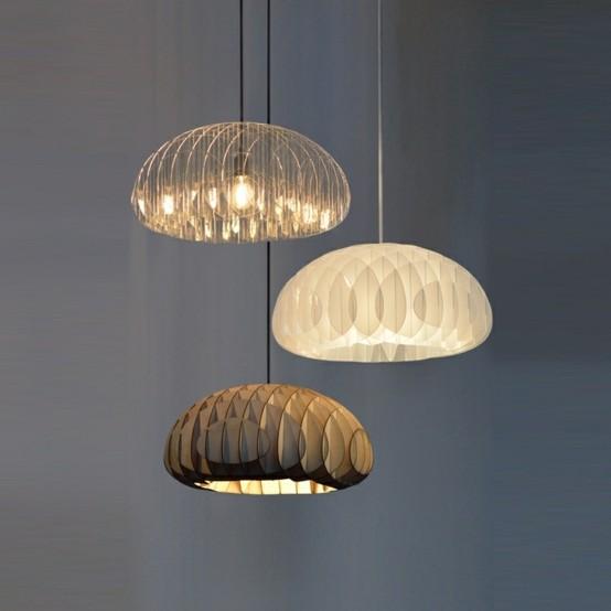 lampara colgante iluminacion moderna