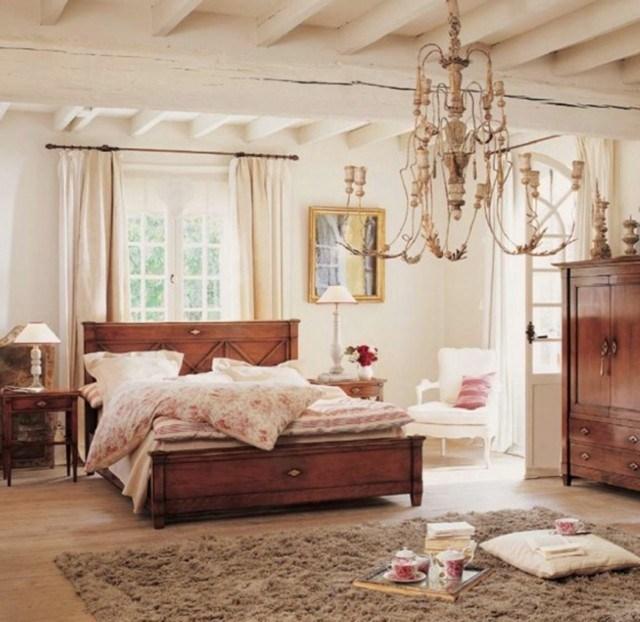 lampara interesante cama grande mesillas moderno noche