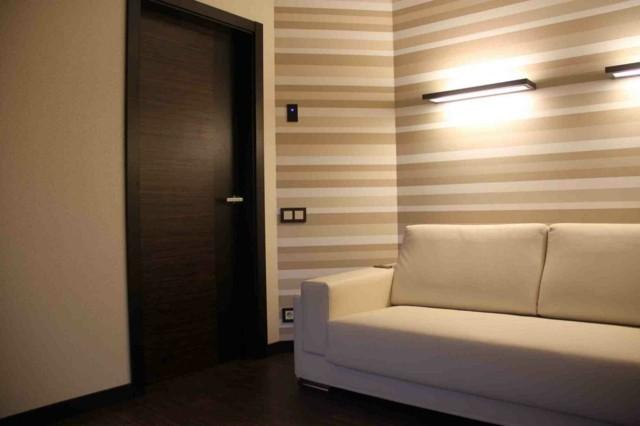 lampara led encima diseño sofa salon
