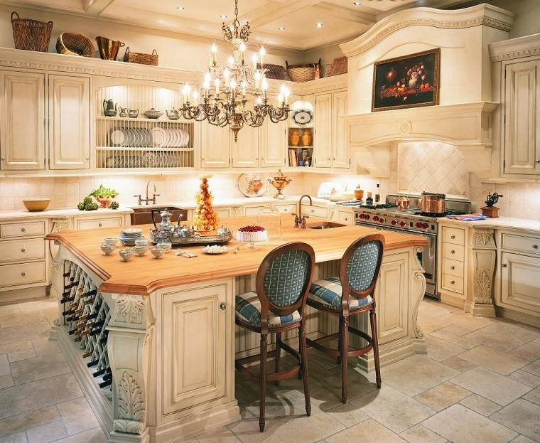 lamparas led cocina respalandeciente lugar bonito