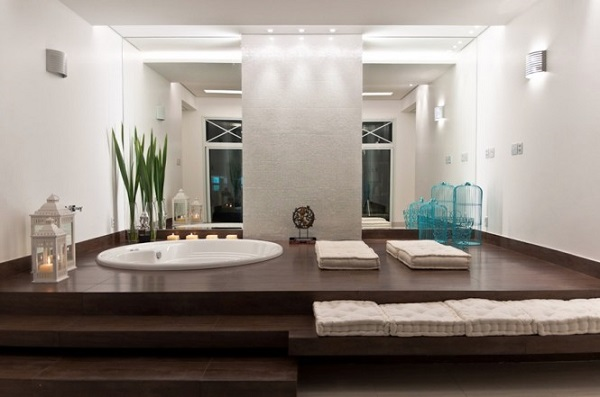 madera diseño estantes lujo moderno ideas