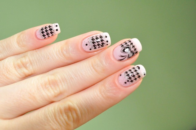 manicurafrancesa uñas cortas elegante moderno bonito