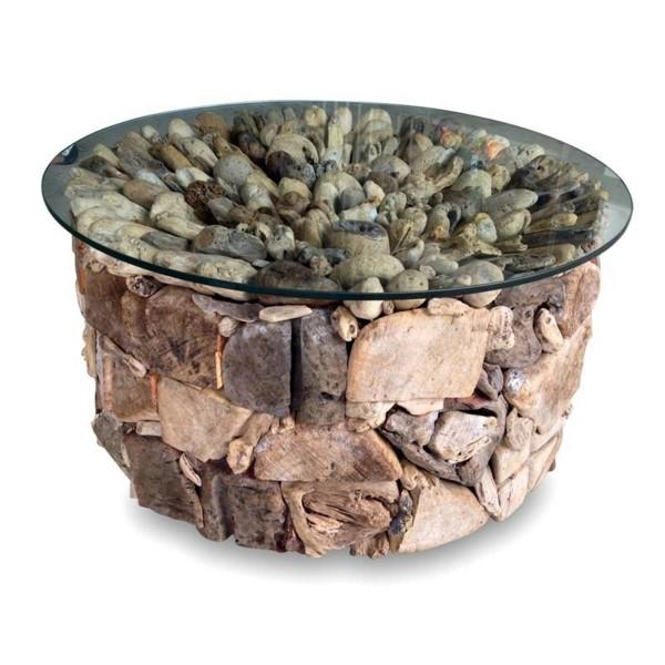 Maderas flotantes como adornos para el hogar for Como tratar un tronco de madera para decoracion