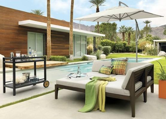 Muebles de jard n ideas para disfrutar del buen tiempo for Muebles jardin exterior
