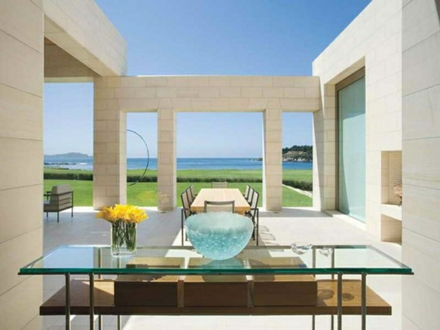 Mobiliario de jard n los estilos m s modernos for Mobiliario jardin terraza