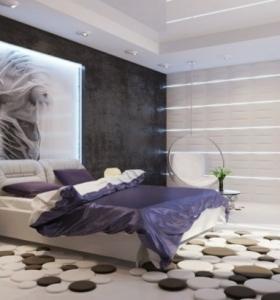 decoracin de dormitorios y colores naturales de impacto diseo de interiores