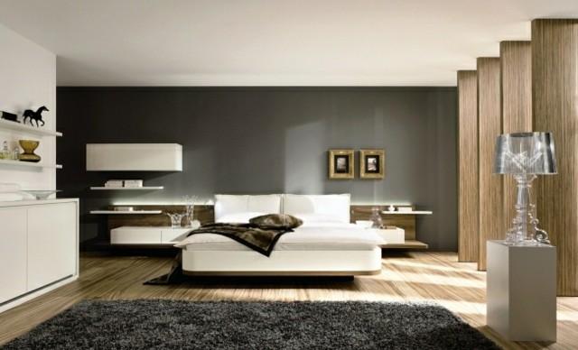 moderno lámpara moviliario alfombras madera