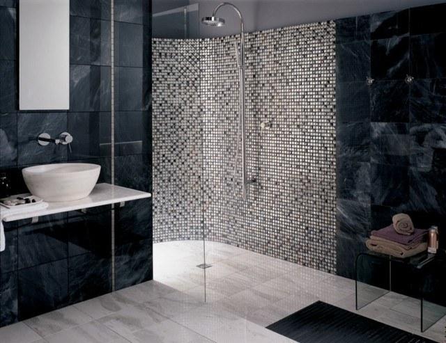 moderno textura diseño mozaico cabina