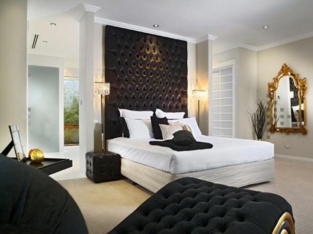muebles acolchonado moderno cojines espejo