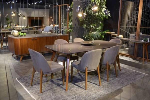 muebles comedor salón plantas noche